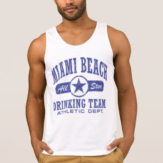 Miami Beach Drinking Team