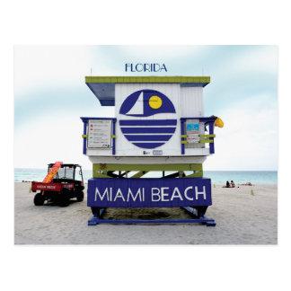 Miami Beach Florida #02 Postcard