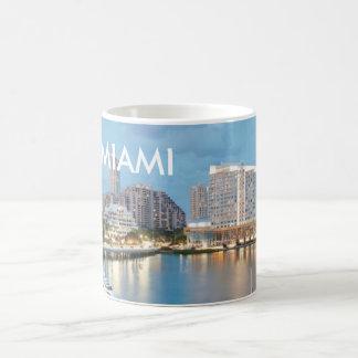 MIAMI BEACH FLORIDA COFFEE MUG