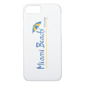 Miami Beach, Florida Umbrella Cool iPhone 7 Case
