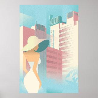 Miami Beach | Shelborne Poster