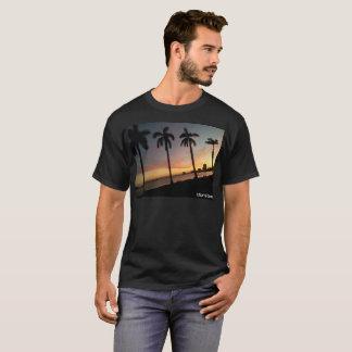 Miami Beach Sunset T-Shirt