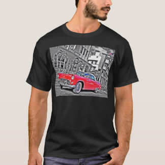Miami Beach T-Bird T-Shirt