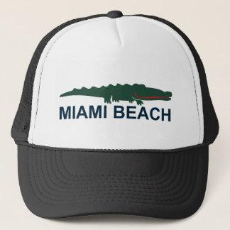 Miami Beach. Trucker Hat