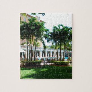 Miami Biltmore pool area Jigsaw Puzzle