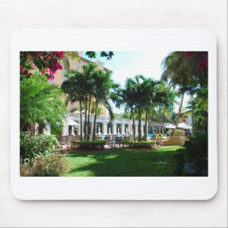 Miami Biltmore pool area Mouse Pad