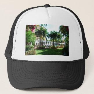 Miami Biltmore pool area Trucker Hat
