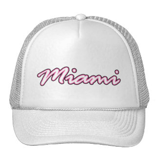 Miami - City Inspired Hat