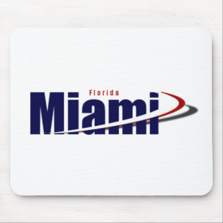 Miami, FL Mouse Pad
