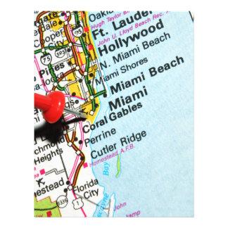 Miami, Florida Letterhead