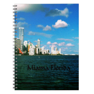 Miami Florida Notebook