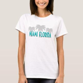 Miami Florida t shirt for women
