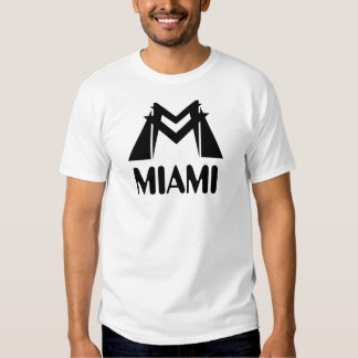MIAMI JACK BOYZ T-TOP BACKSIDE T-SHIRT
