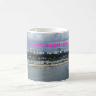Miami, Miami, Florida Coffee Mug