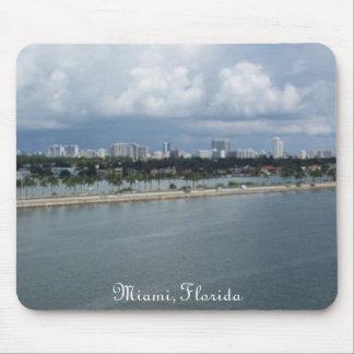Miami, Miami, Florida Mouse Pad