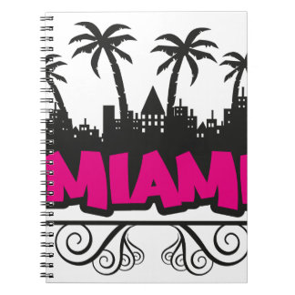 MIAMI NOTEBOOKS