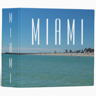 Miami Photo Album Binder