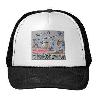 Miami Resort Trucker Hat