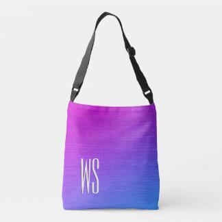 Miami Shine Monogram Crossbody Bag
