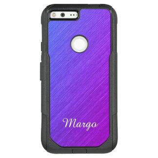 Miami Shine Monogram OtterBox Commuter Google Pixel XL Case