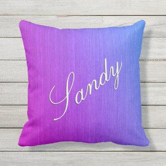 Miami Shine  Personal Outdoor Pillow