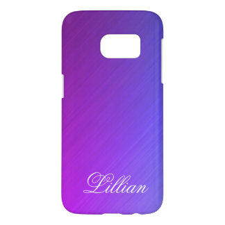 Miami Shine  Personal Samsung Galaxy S7 Case