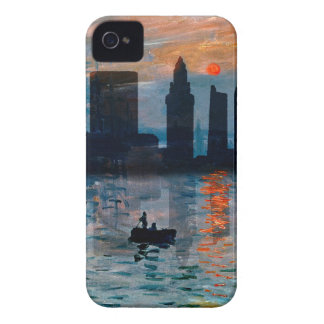 Miami Skyline 7 Case-Mate iPhone 4 Case