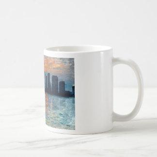 Miami Skyline 7 Coffee Mug