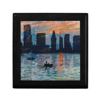 Miami Skyline 7 Gift Box