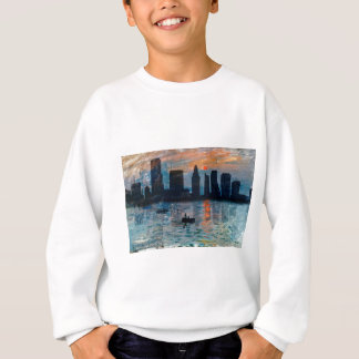 Miami Skyline 7 Sweatshirt