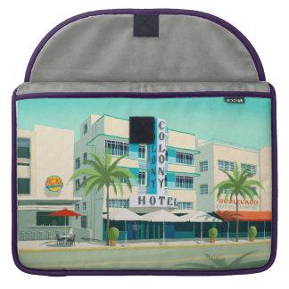 Miami Sleeve For MacBook Pro