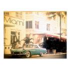 Miami-South beach Postcard