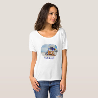 Miami South beach to power Patrol T-shirt Tee