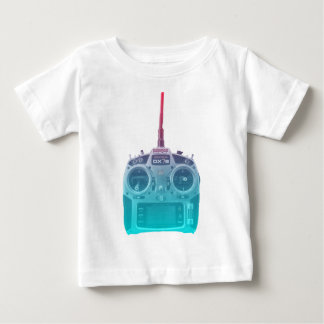Miami Style Blue/Pink Spektrum RC Radio Baby T-Shirt