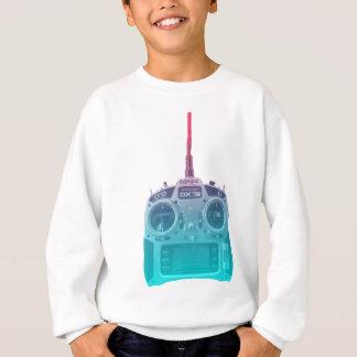 Miami Style Blue/Pink Spektrum RC Radio Sweatshirt