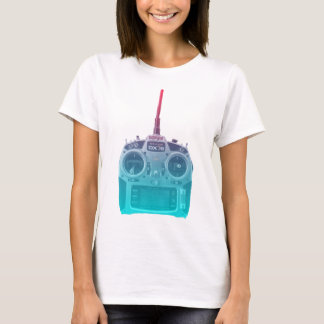Miami Style Blue/Pink Spektrum RC Radio T-Shirt