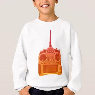 Miami Style Orange/Red Spektrum RC Radio Sweatshirt