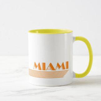 Miami sun mug
