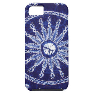 Miao Indigo Tie-Dye #4 iPhone 5 Covers