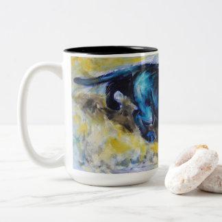 MIAU Two-Tone COFFEE MUG