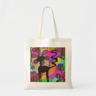 Miaur stock market! tote bag
