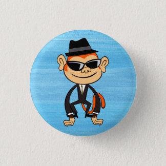 Micah 1 Inch Round Button