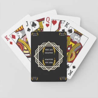 Micah Shawn Brand Signature Playing Cards