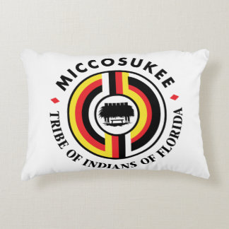 Miccosukee Tribe Decorative Pillow
