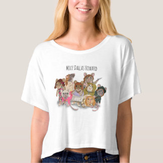 Mice Dallas Howard T-shirt