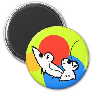Mice Spots - Magnet