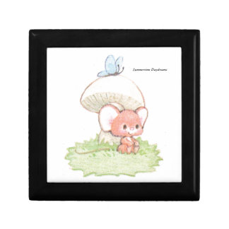 Mice Summertime Daydreaming Gift Box
