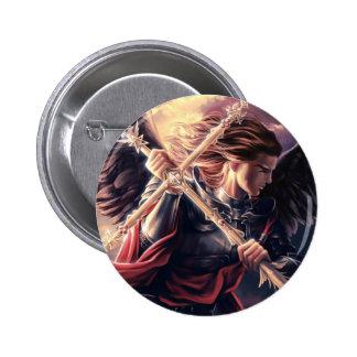 Michael 2 Inch Round Button