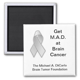 Michael A. DiCarlo Brain Tumor Foundation Magnet