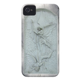 Michael and Lucifer ~ iPhone 4 CaseMate Barely The iPhone 4 Case-Mate Case